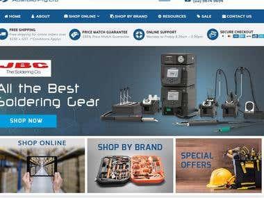 eCommerce with Magento