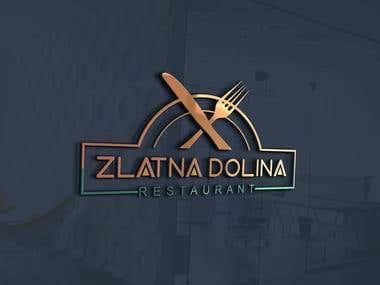 ZLATNA DOLINA Restaurant Logo