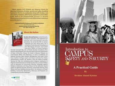 Book Cover For A Campus Security