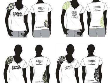 Event Shirt Design