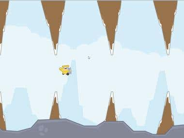 Flappy Plane Game (Unity 3D)