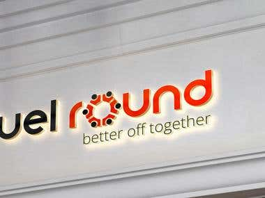 Logo for Fuel Round
