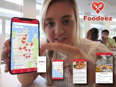 Foodeez (Food Diary App)