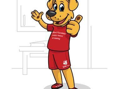 Mascot and Character illustration