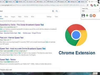 Chrome Extension - Highlighter