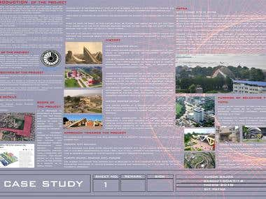 Research and Case study Presentation work