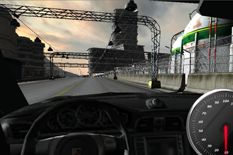 Kinect Car Driving