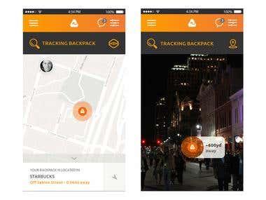 iBackpack mobile app 4
