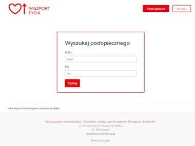 """Paszport Życia"""