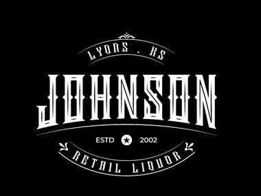 Logo Design for Liquor store