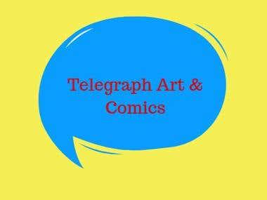 Logo For Comic Book Shop