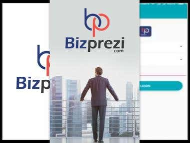 Bizprezi offers free mobile apps for B2C platform