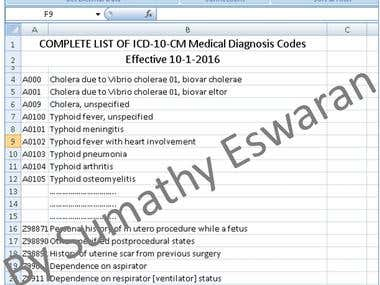 Sample2 Pdf to Excel