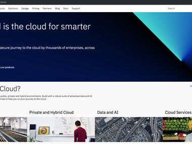 IBM Cloud Showcase