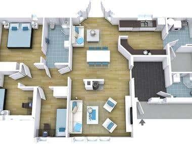 Room Sketcher House Floor Plan