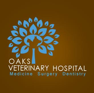 Oaks Veterinary Hospital Logo