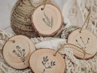 Handmade Items - Twinewood Studio