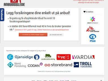 http://anbudsglede.no/ - fabrik component site