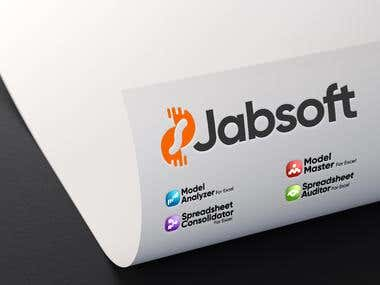 Logotype for Jabsoft.com