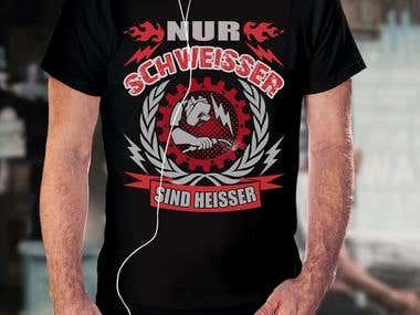 awesome T-Shirt design