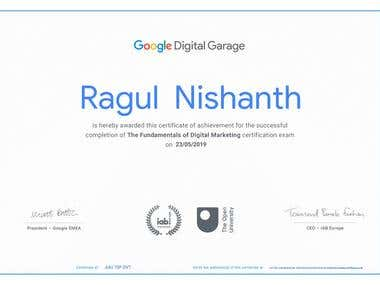 IAB Digital Marketing and Media Foundations Certification