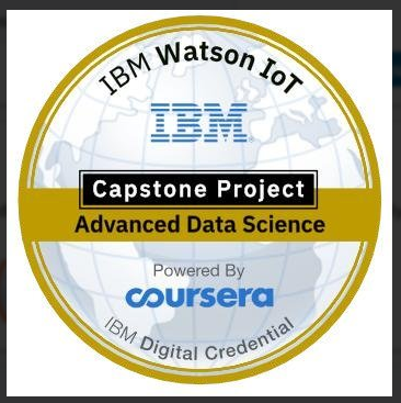 Advanced Data Science with Capstone