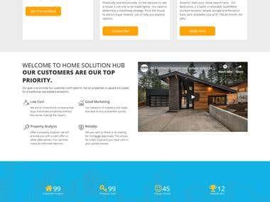 Home Solution Hub