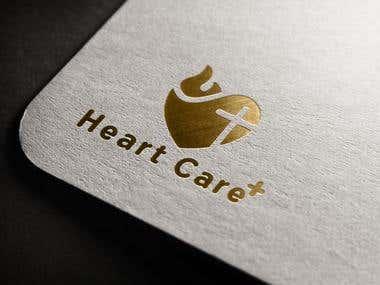 Heart Care Logo Idea