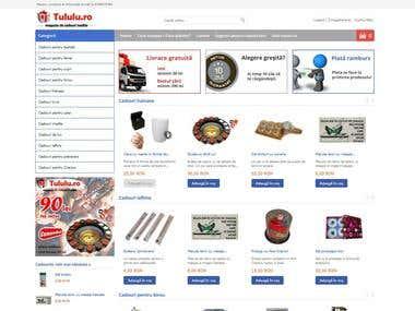 Tululu.ro - magazin de cadouri