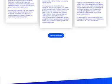 Graphic Redesigning & Word Press Development