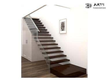 10. Interior Stair 2