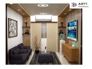 12. Interior Commercial Project.