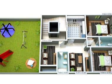 31. Floor Plan