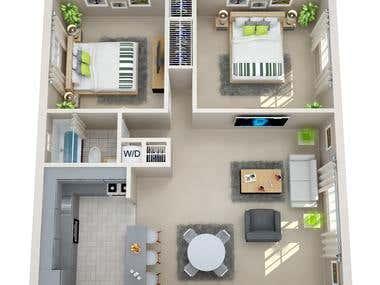 19. Floor Plan.