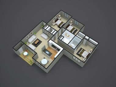33. Floor plan