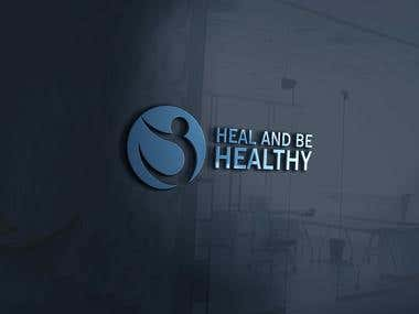 Business logo for Heal and Be Healthy