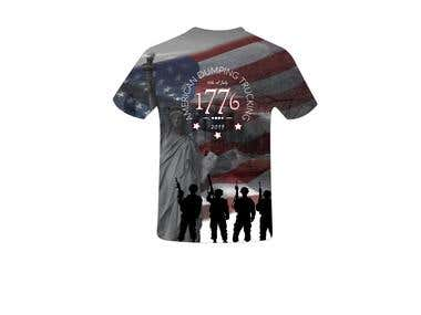 Independance day TShirt Contest