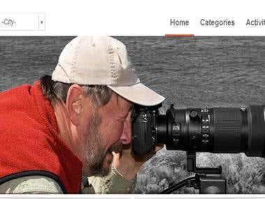 Website for Momentzia