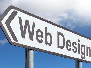Website Design HTML & CSS Complete Website Design