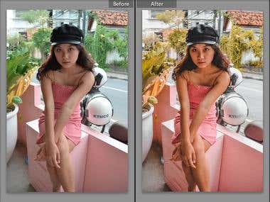 Photo Editing - FASHION