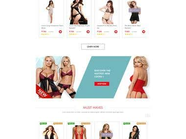 Loverx PSD To HTML