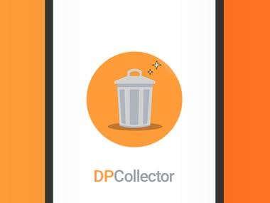 App concept (DP Collector)