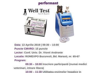 Scientific Event Poster