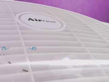 Airflow TVC