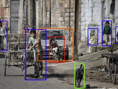 Object Detection & Recognition
