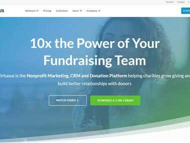 WordPress project