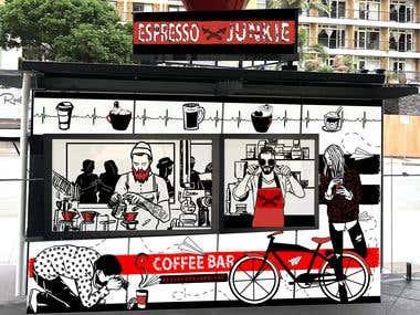 Kiosko Cafe