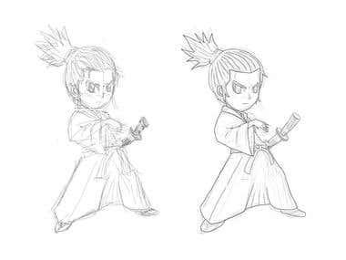 Musashi Mascot Design Contest