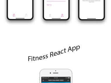 Native app with React