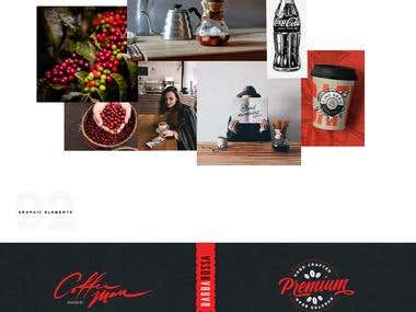 Package Design - Coffee Company